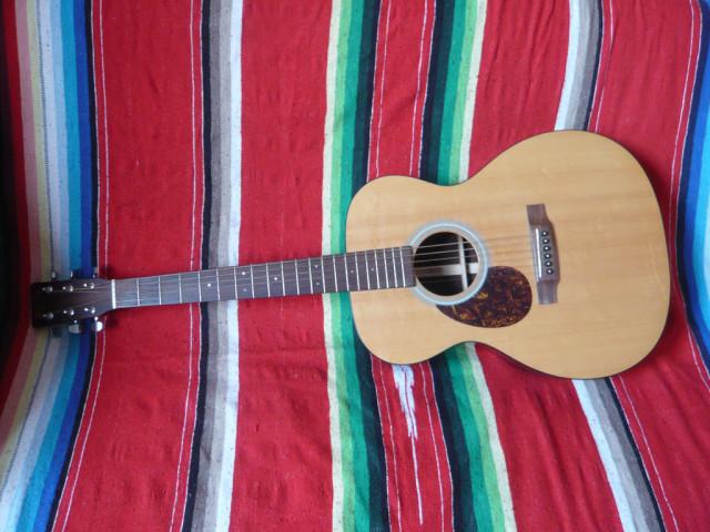martin o-21 acoustic guitar