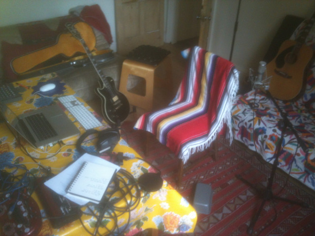 home studio shot 1