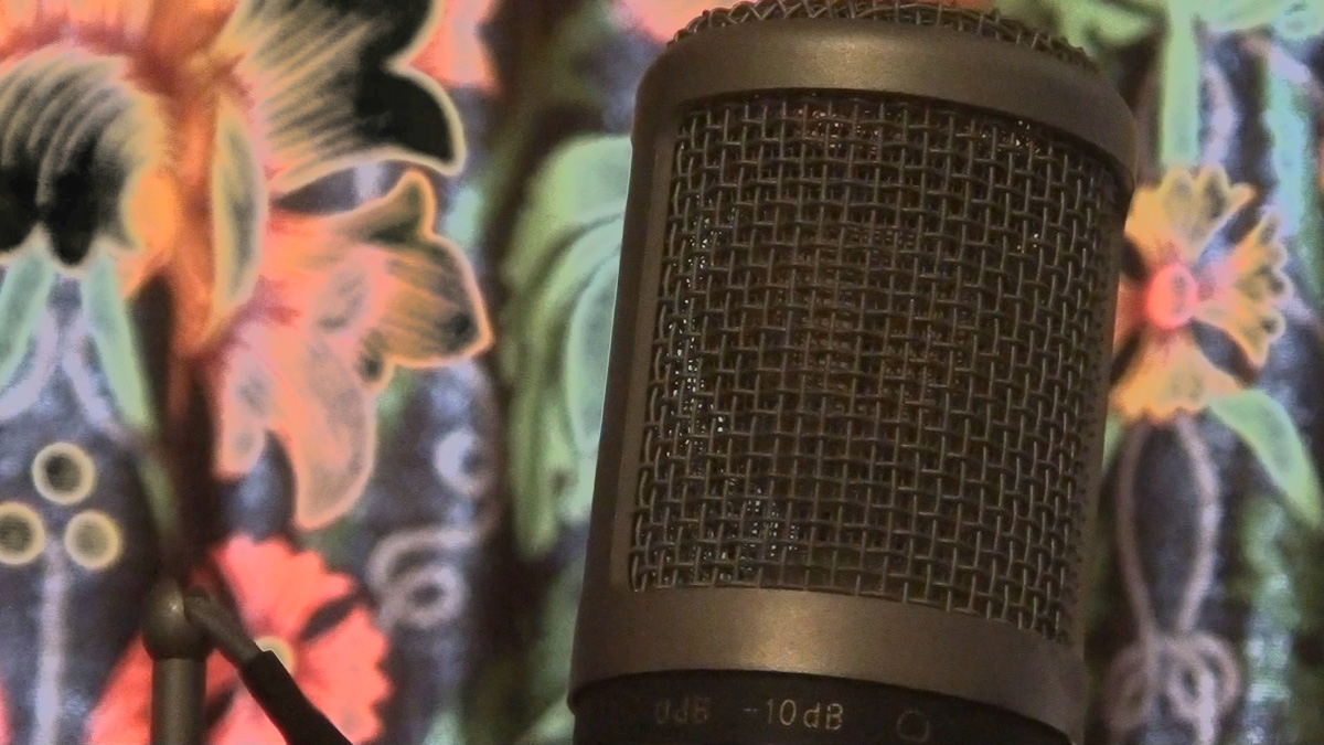 mic shot from taking flight 2014 by keef chemistry