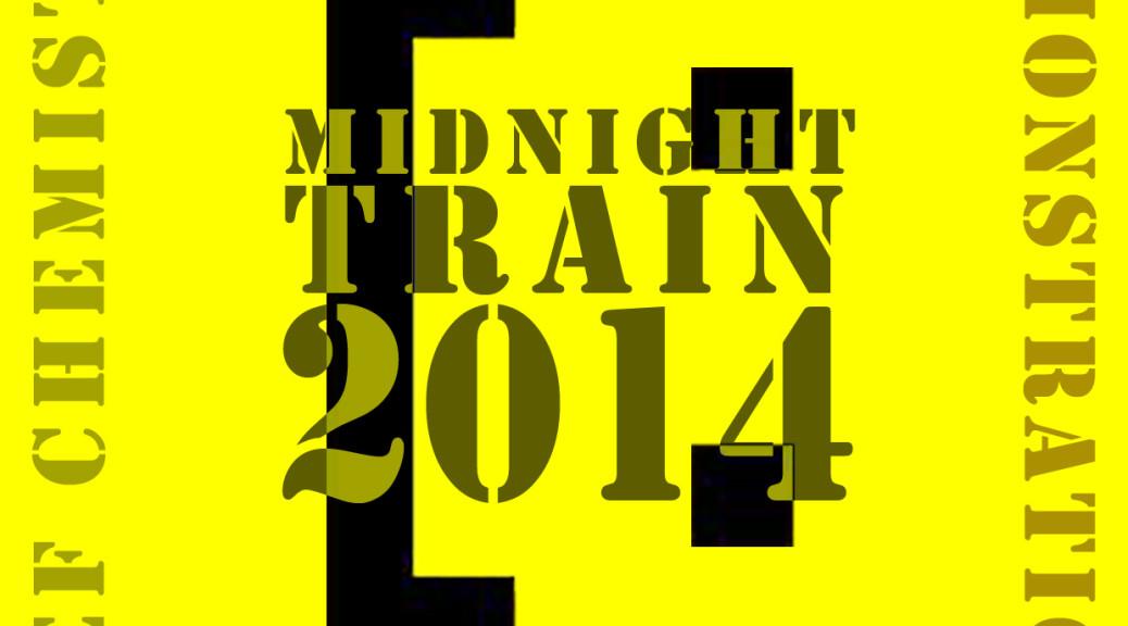remonstrations 2014 midnight train